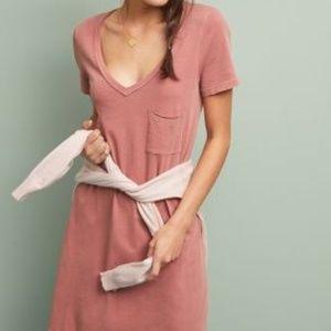 Anthropologie T.La Dresla Tee Dress